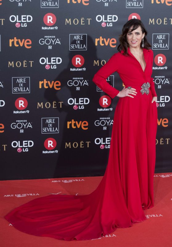 Ana Turpin – 2018 Goya Awards in Madrid