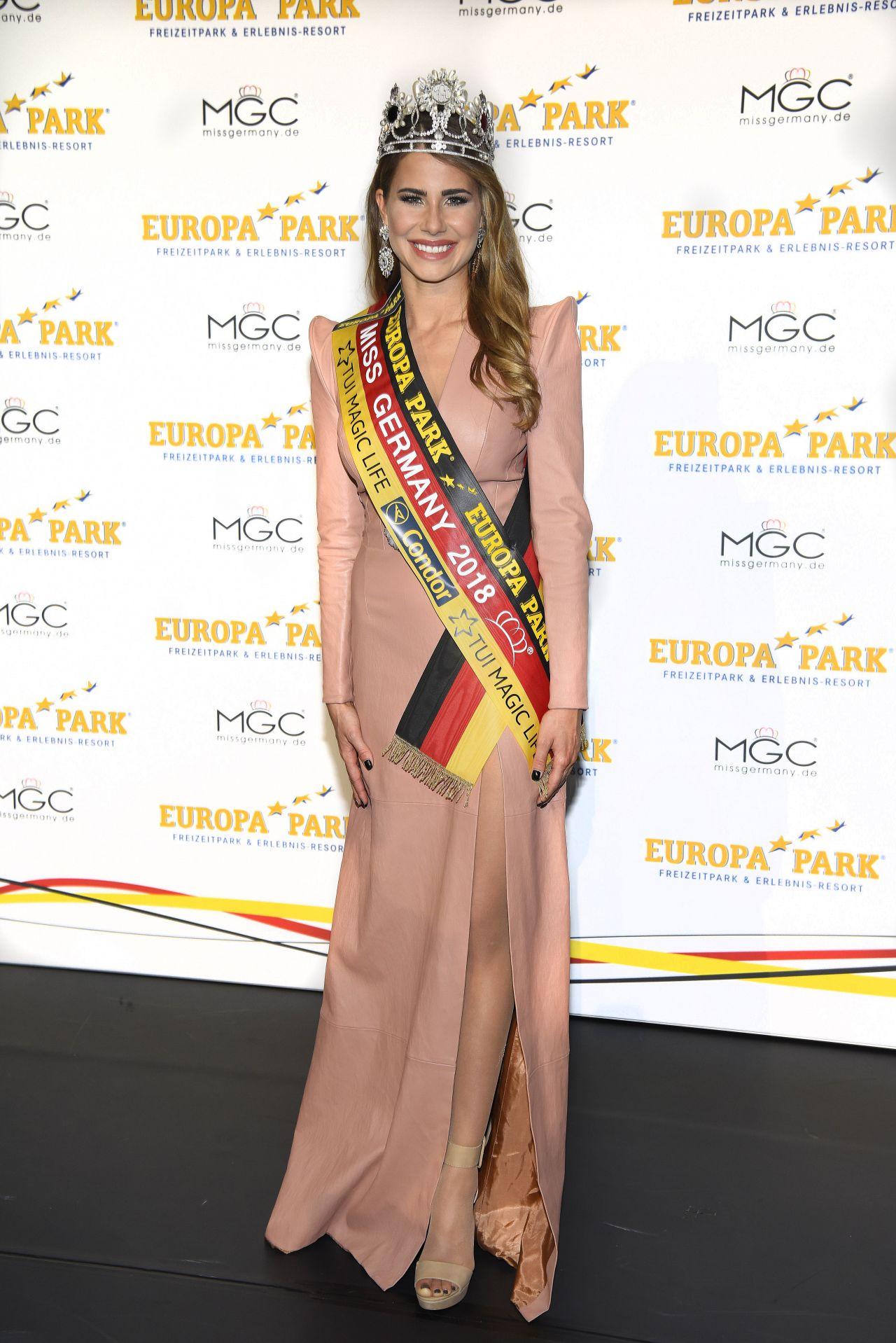 Anahita Rehbein - Miss Germany 2018 • CelebMafia