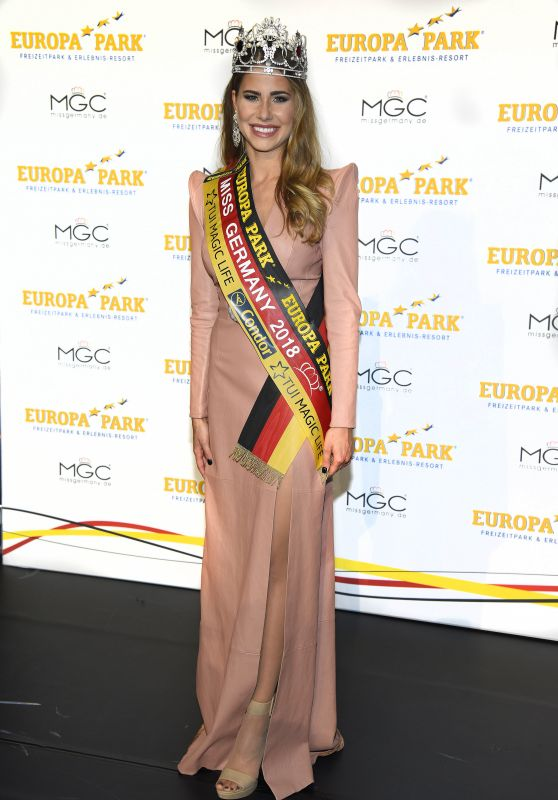 Anahita Rehbein – Miss Germany 2018