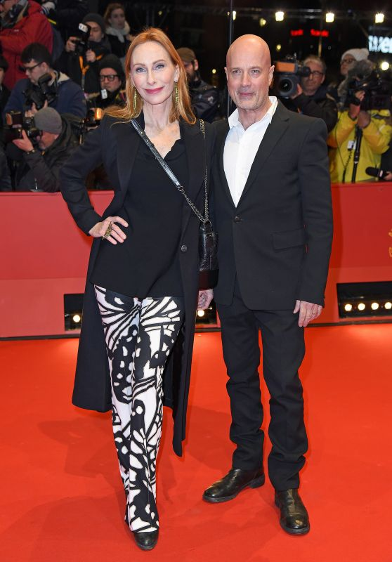 Andrea Sawatzki – 2018 Berlin International Film Festival Opening Ceremony