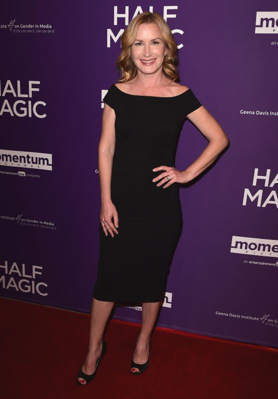 "Angela Kinsey – ""Half Magic"" Premiere in LA"