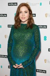 Angela Scanlon – 2018 BAFTAs Pre Party in London