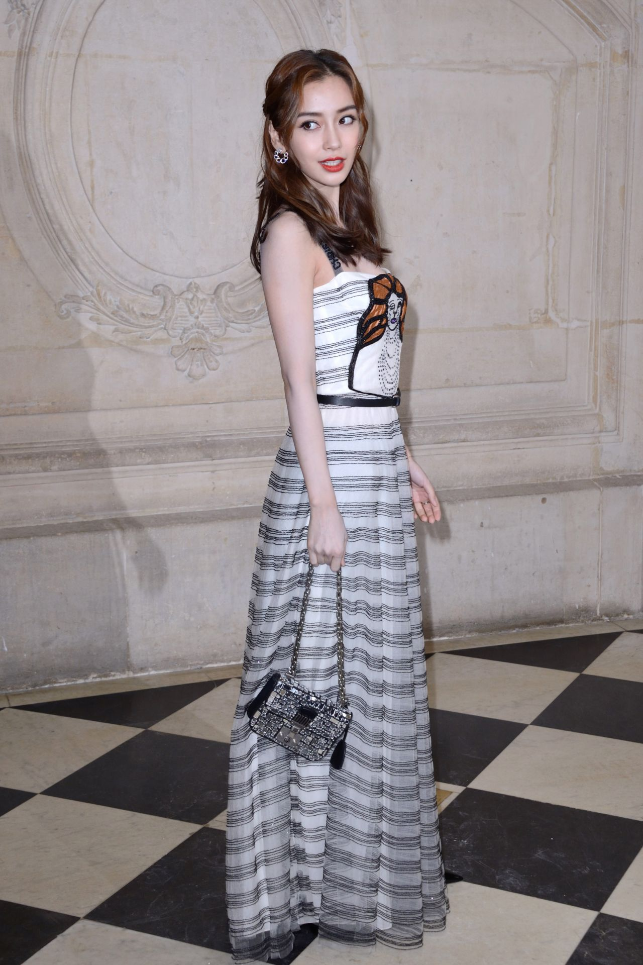 brand new eea01 e65d2 AngelaBaby – Christian Dior Show FW18 in Paris