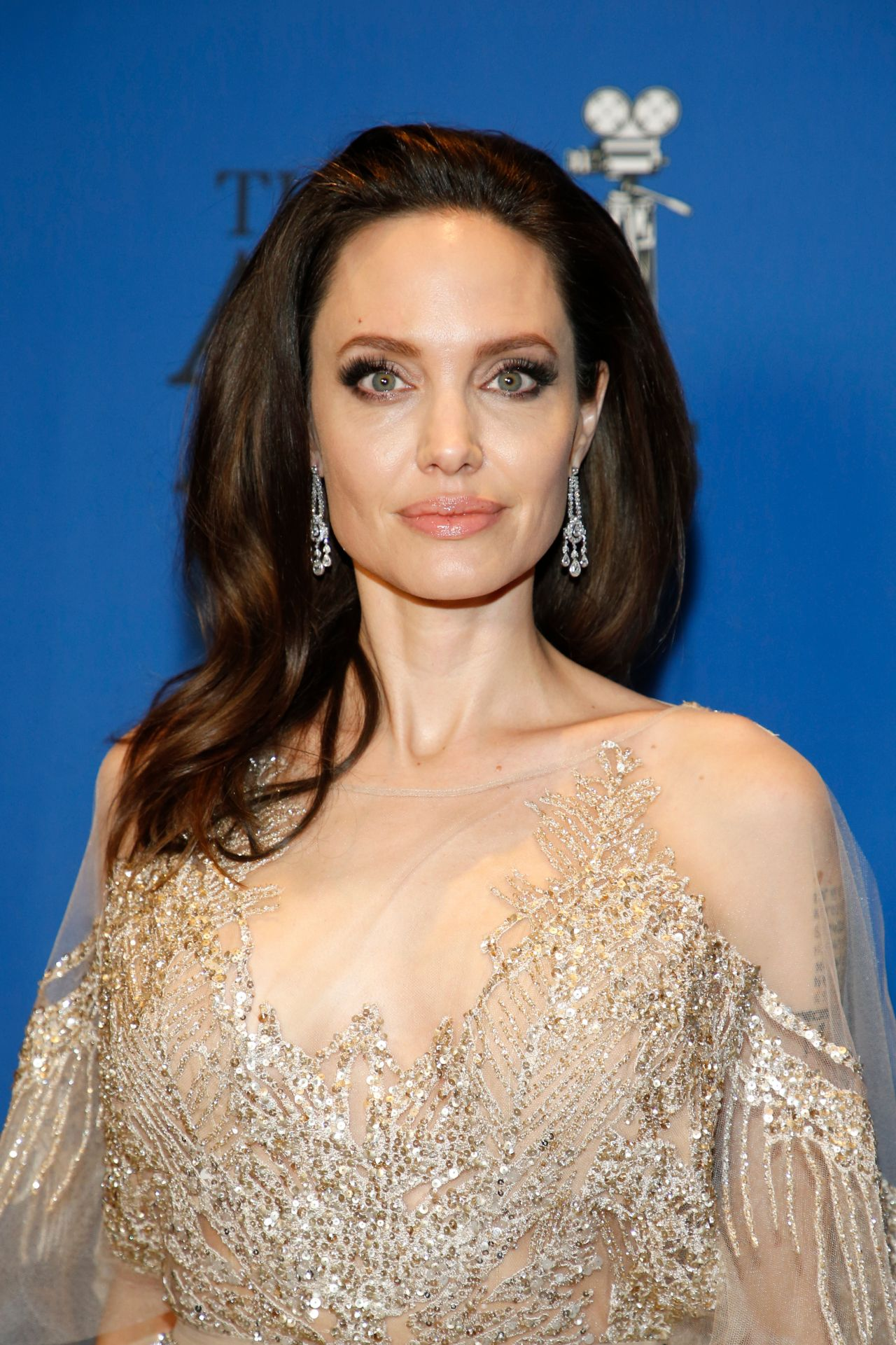 Angelina Jolie - 2018 ASC Awards in LA Angelina Jolie