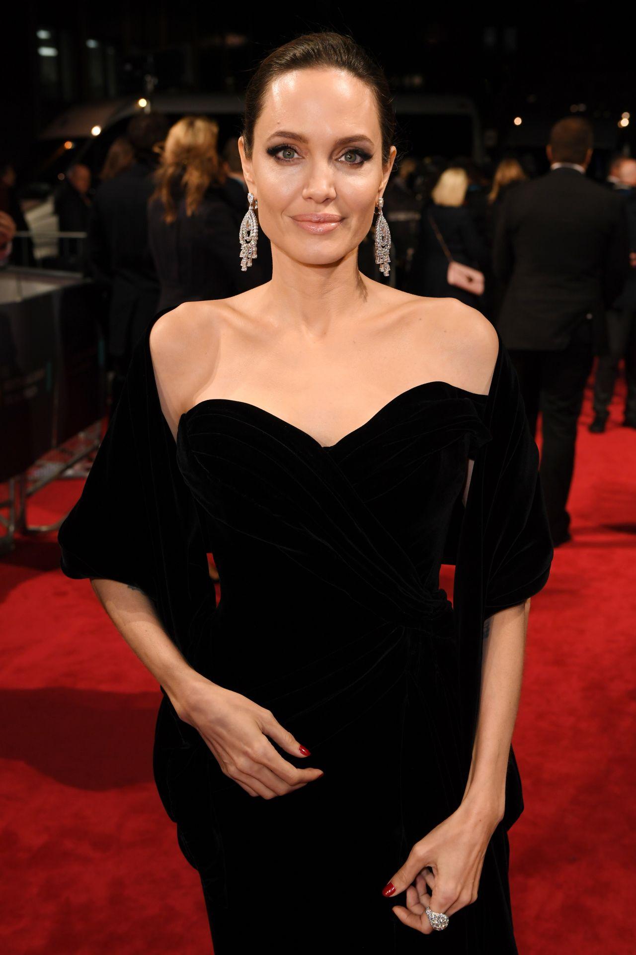 Angelina Jolie - 2018 British Academy Film Awards Angelina Jolie