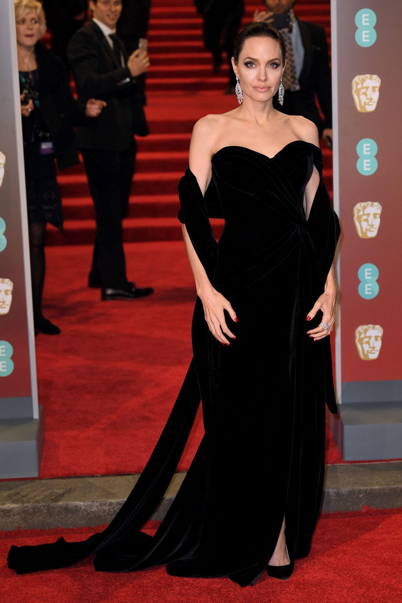 Angelina Jolie - 2018 British Academy Film Awards анджелина джоли 2018