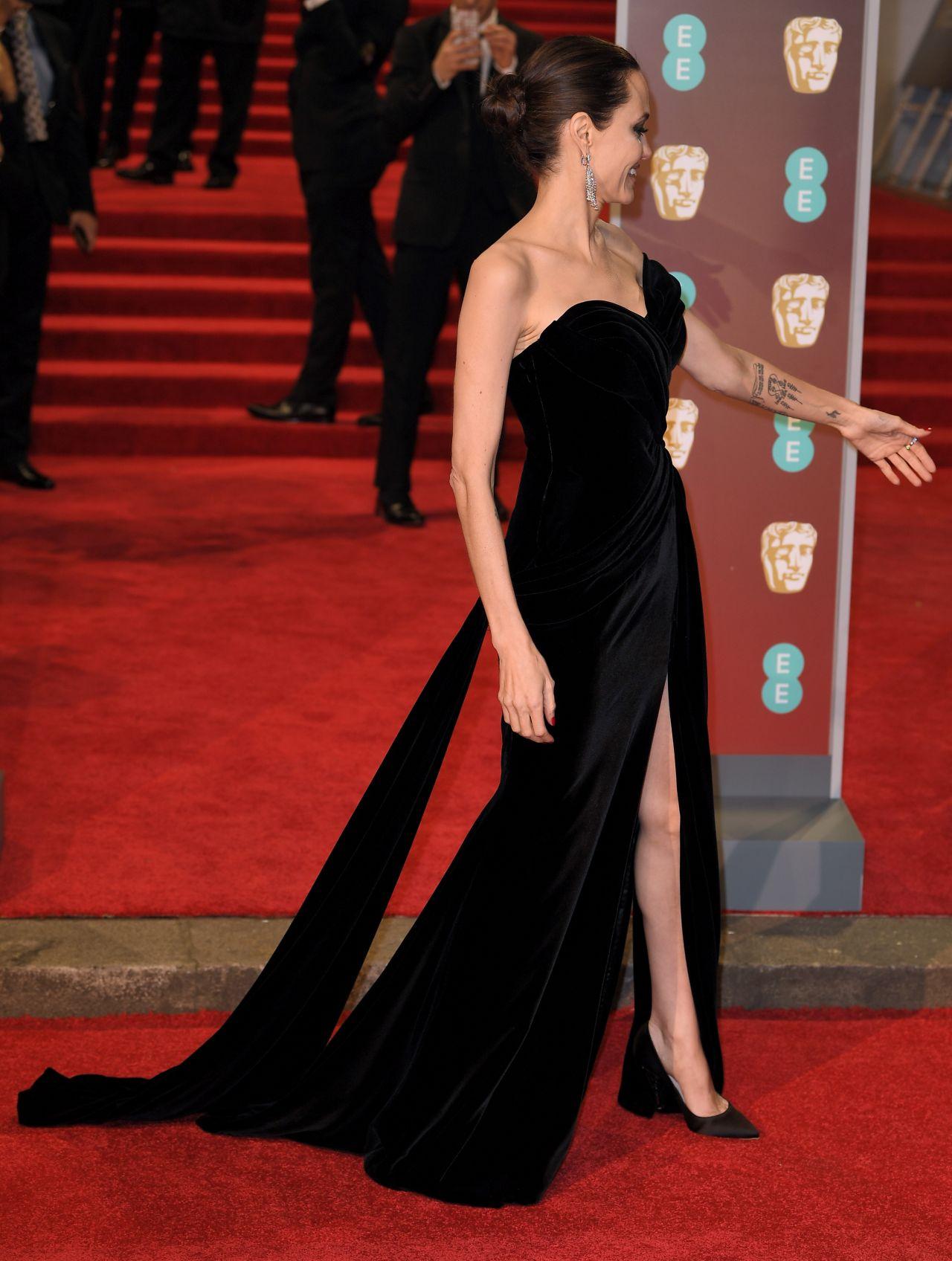 Angelina Jolie - 2018 British Academy Film Awards