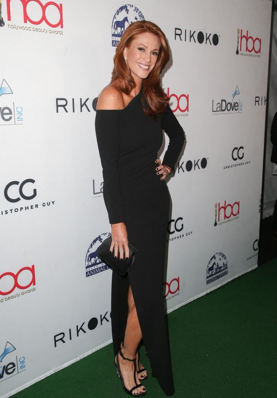 Angie Everhart – 2018 Hollywood Beauty Awards in LA