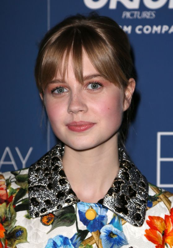 """Angourie Rice - """"Every Day"""" Special Screening in New York"""