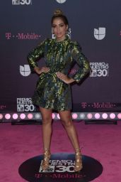 Anitta – Premio Lo Nuestro 2018 Awards in Miami 02/22/2018