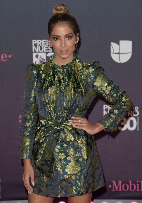 Anitta – Premio Lo Nuestro 2018 Awards in Miami 02/22/2018