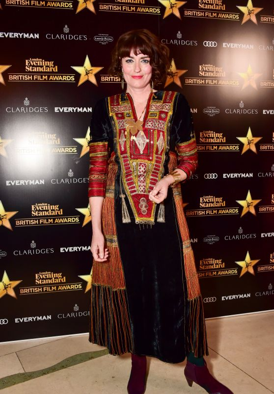 Anna Chancellor – 2018 London Evening Standard British Film Awards in London