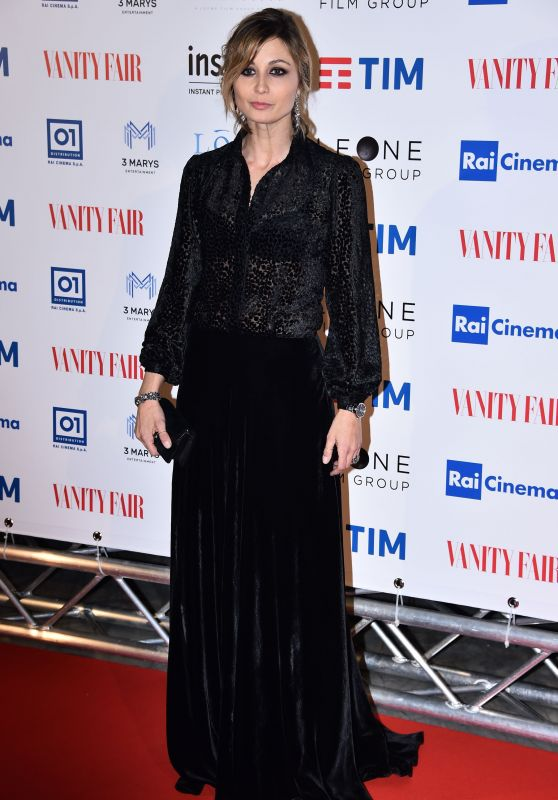 "Anna Ferzetti – ""There Is No Place Like Home"" Premiere in Rome"