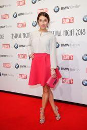 Anna Julia Kapfelsperger – BUNTE & BMW Host Festival Night, Berlinale 2018