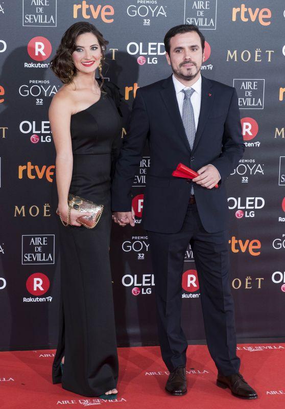 Anna Ruiz – 2018 Goya Awards in Madrid