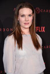 "Anna Van Hooft – ""Altered Carbon"" Premiere in Los Angeles"