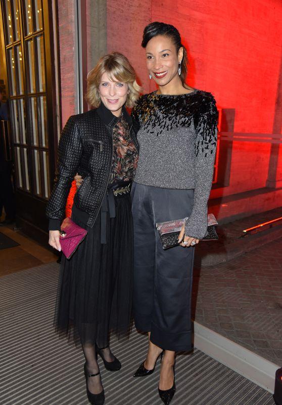 Annabelle Mandeng and Valerie Niehaus – Opening Night By GALA & UFA in Berlin 02/15/2018