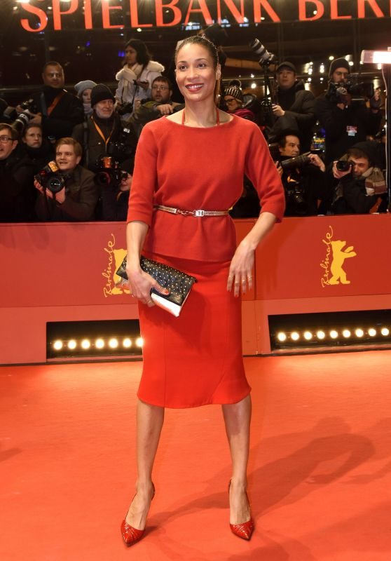 Annabelle Mandeng – Berlinale 2018 Closing Ceremony