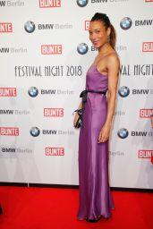 Annabelle Mandeng – BUNTE & BMW Host Festival Night, Berlinale 2018