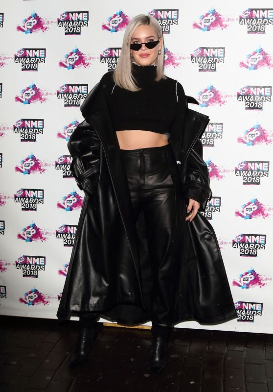 Anne-Marie – VO5 NME Awards in London