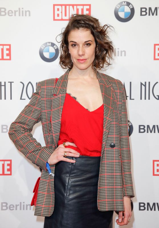 Anne Schäfer – BUNTE & BMW Host Festival Night, Berlinale 2018