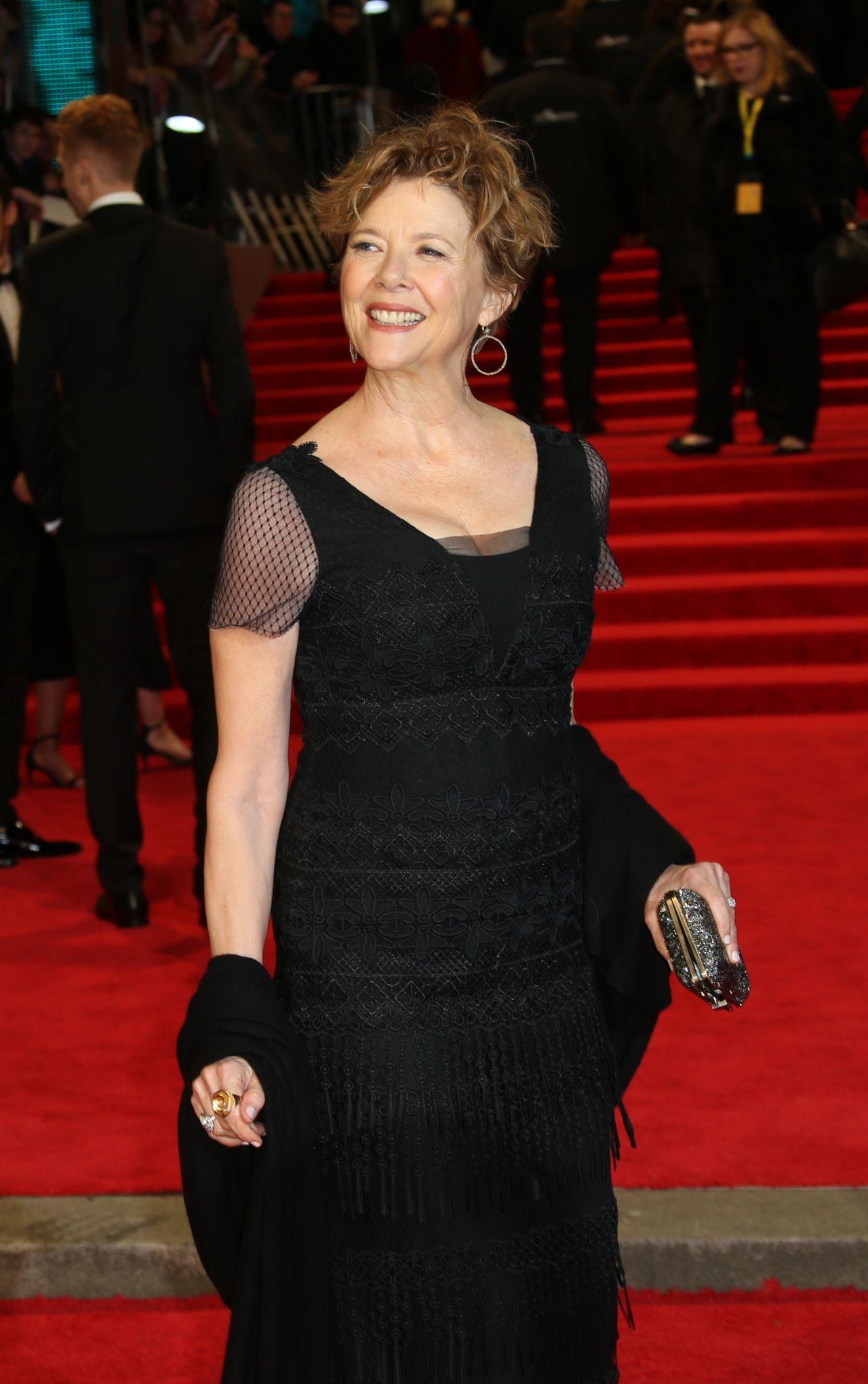 Annette Bening 2018 British Academy Film Awards