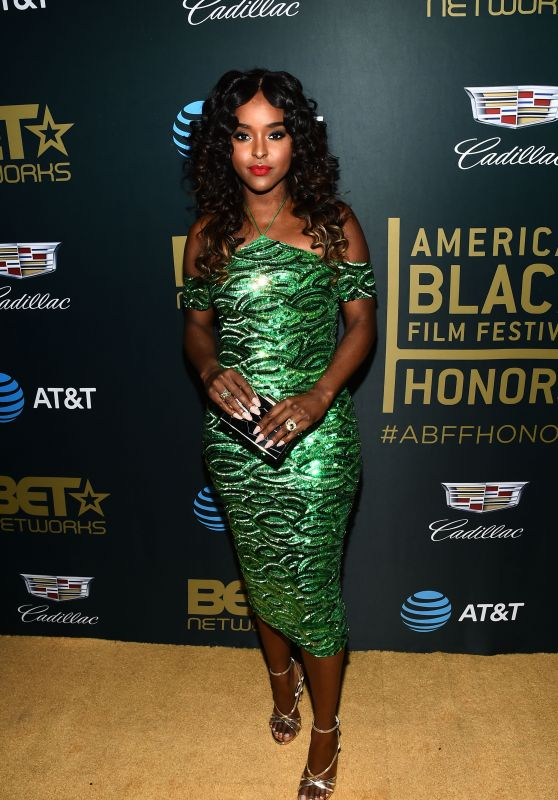 Antoinette Robertson - ABFF Honors in Los Angeles