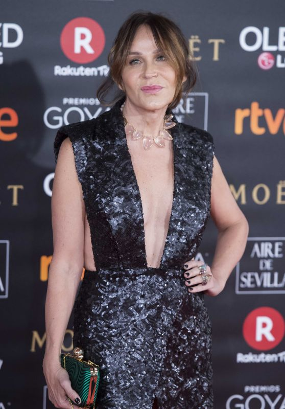 Antonia San Juan – 2018 Goya Awards in Madrid