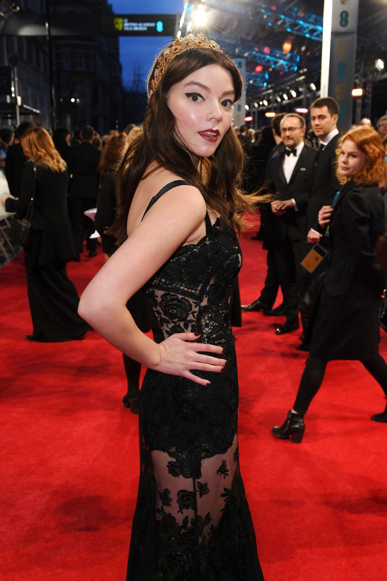 Anya Taylor Joy 2018 British Academy Film Awards
