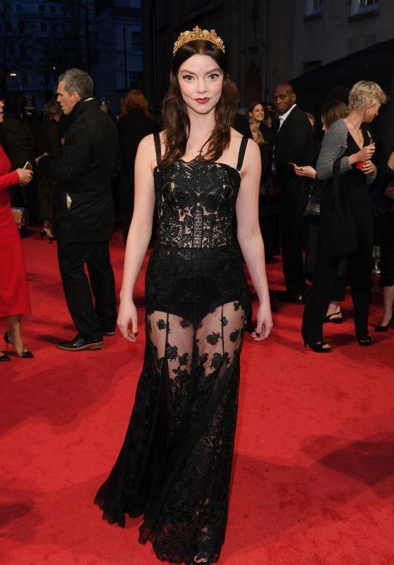 Anya Taylor-Joy – 2018 British Academy Film Awards