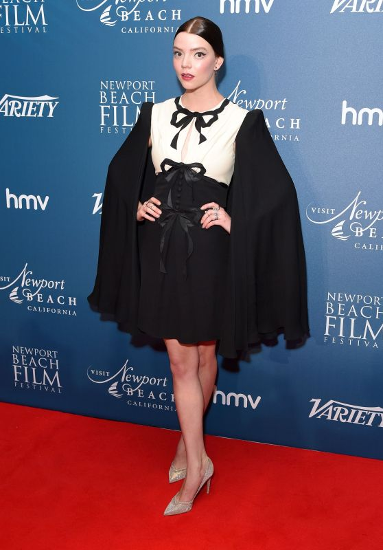 Anya Taylor-Joy - Newport Beach Annual UK Honours Event in London
