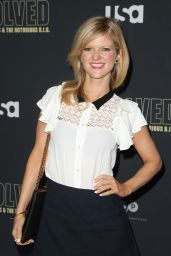 """Arden Myrin – """"Unsolved The Murders of Tupac and The Notorious B.I.G."""" TV Show Premiere in LA"""