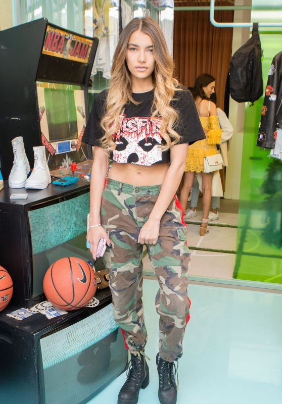 Arianna Hicks - Nike X Revolve Party in West Hollywood