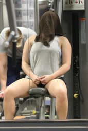 Ariel Winter - Working Out in Beverly Hills 02/08/2018