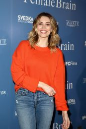 "Arielle Vandenberg – ""The Female Brain"" Premiere in Los Angeles"
