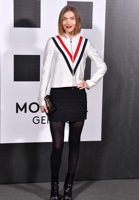 Arizona Muse – Moncler Genius Project, Milan Fashion Week 02/20/2018