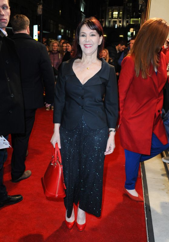 Arlene Phillips – BBC's Bruce: A Celebration Event in London