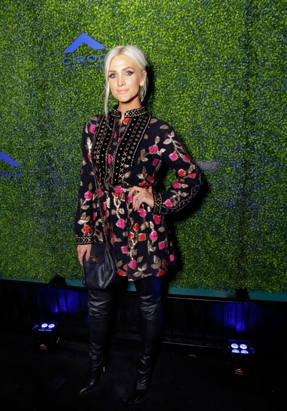 Ashlee Simpson - CIROC Studios Launch Event in Hollywood