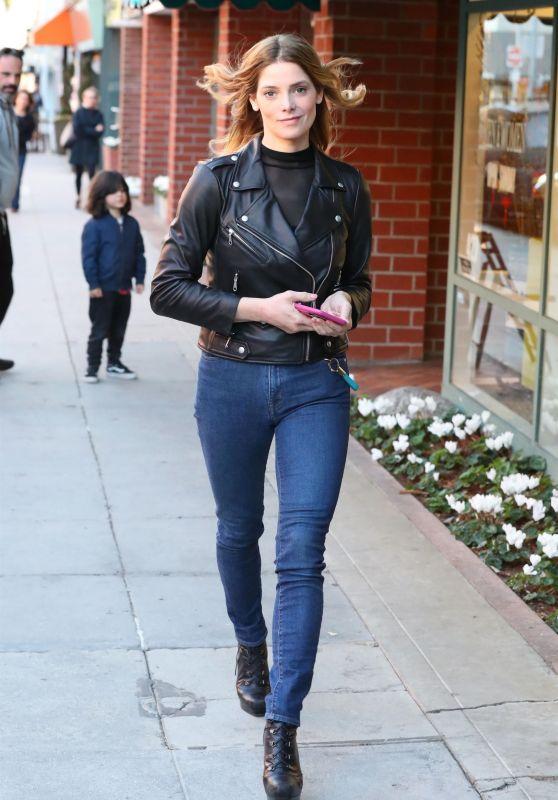 Ashley Greene Urban Style - Beverly Hills 02/20/2018