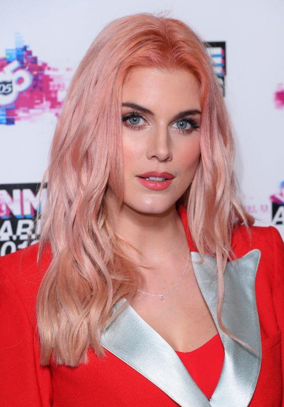 Ashley James - VO5 NME Awards in London
