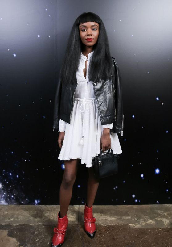 Ashley Murray - Zadig and Voltaire FW18, NYFW in New York