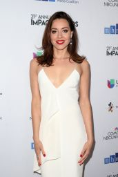 Aubrey Plaza – 2018 Impact Awards in Los Angeles