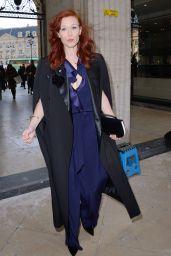 Audrey Fleurot - Lanvin Show FW18 in Paris
