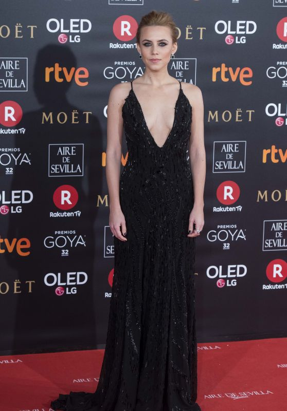 Aura Garrido – 2018 Goya Awards in Madrid