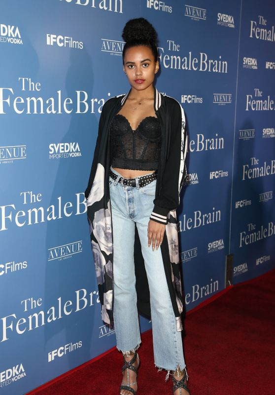"Ava Dash – ""The Female Brain"" Premiere in Los Angeles"
