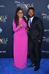 """Ava DuVernay – """"A Wrinkle in Time"""" Premiere in Los Angeles"""
