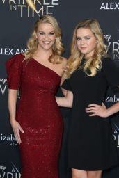 """Ava Phillippe – """"A Wrinkle in Time"""" Premiere in Los Angeles"""