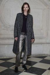 Aymeline Valade – Christian Dior Show FW18 in Paris