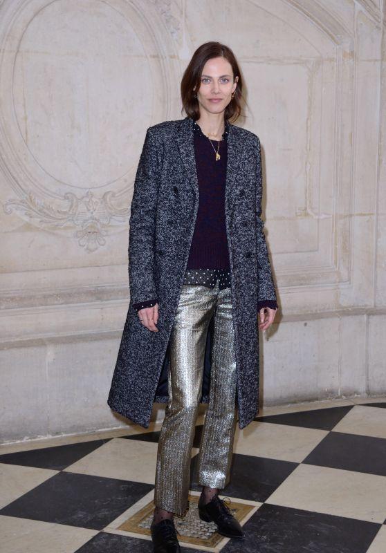 Aymeline Valade – Christian Dior Show FW18 in Paris
