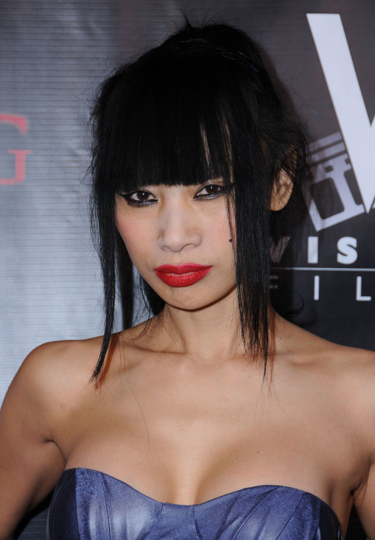 """Bai Ling – """"Living Among Us"""" Red Carpet in Los Angeles"""